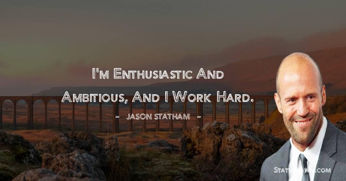 Jason Statham Quotes images