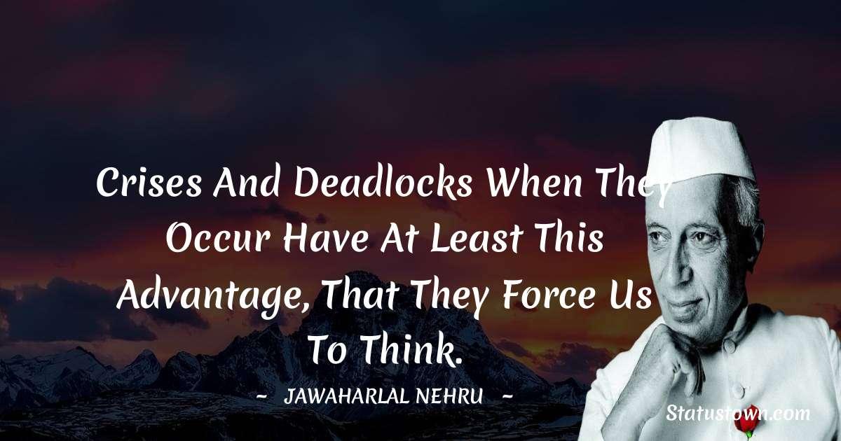 Jawaharlal Nehru Thoughts