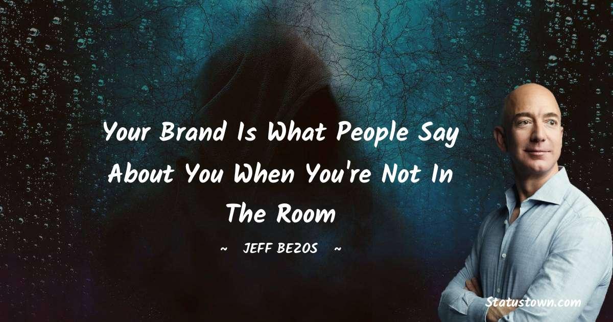 Jeff Bezos Quotes images