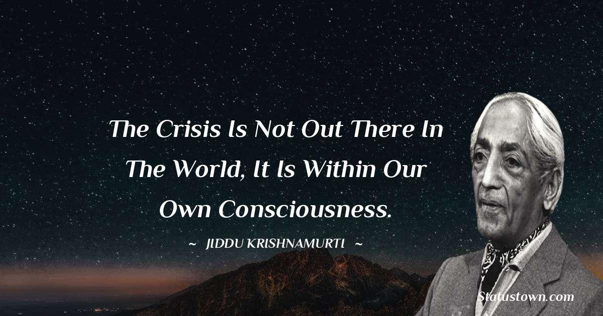 Jiddu Krishnamurti whatsapp status