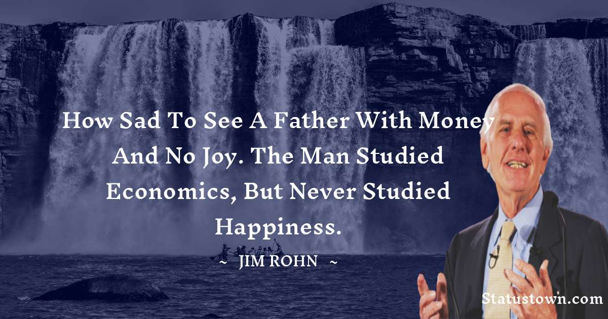 Jim Rohn Thoughts