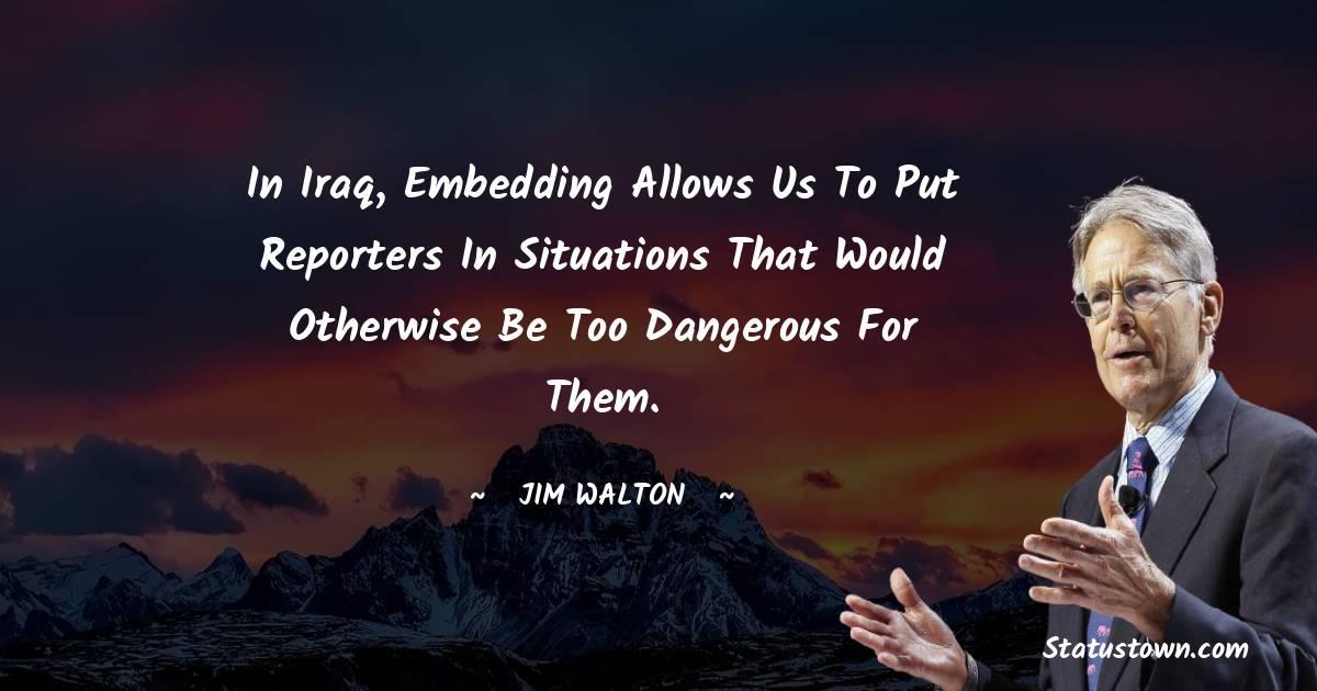 Jim Walton Quotes images