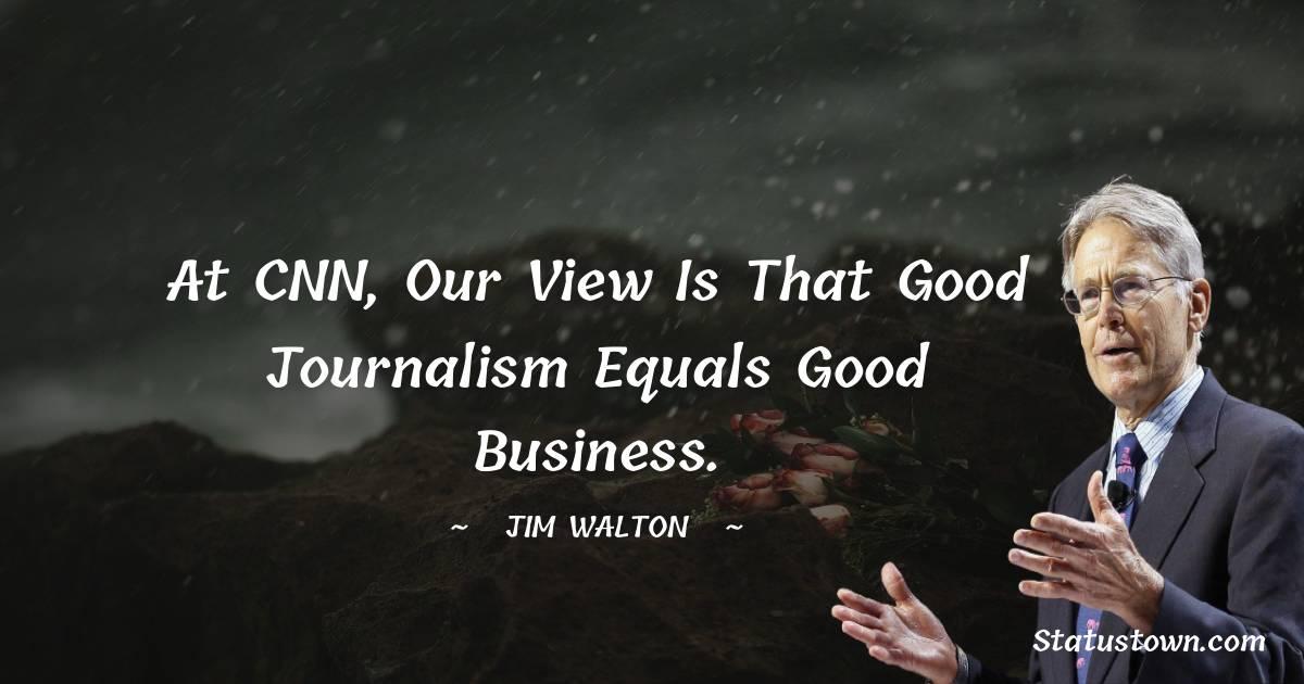 Jim Walton Positive Thoughts