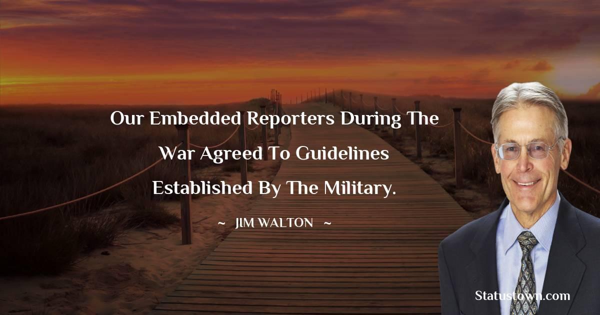 Jim Walton Motivational Quotes