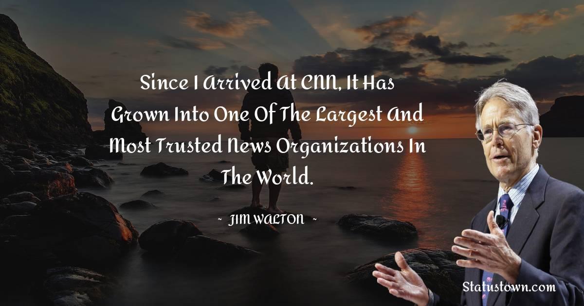 Jim Walton Unique Quotes