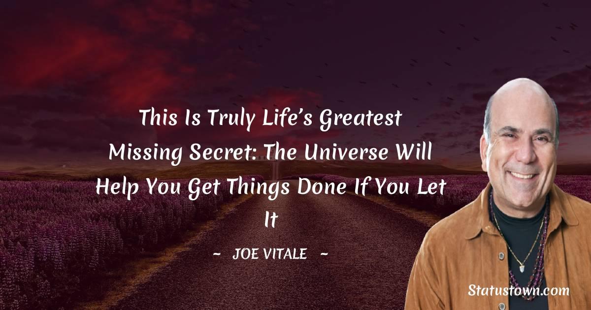 Joe Vitale Positive Thoughts