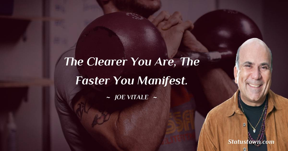 Joe Vitale Short Quotes