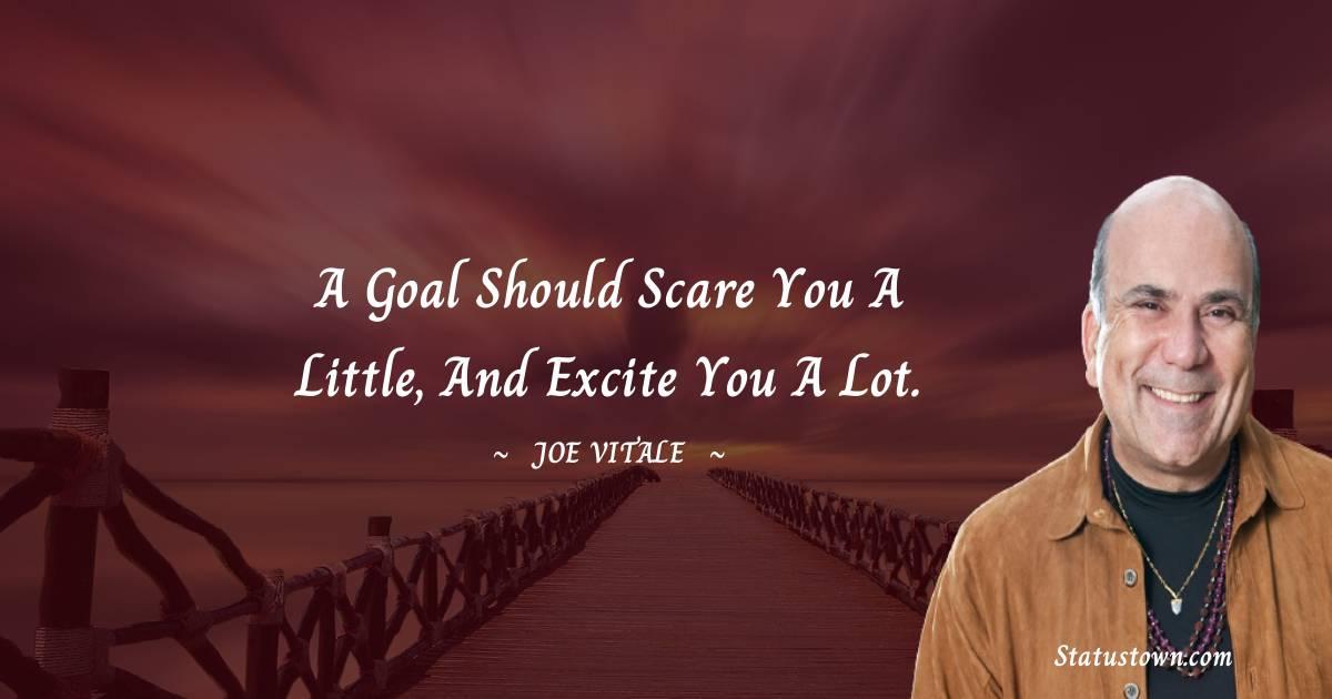 Joe Vitale Thoughts