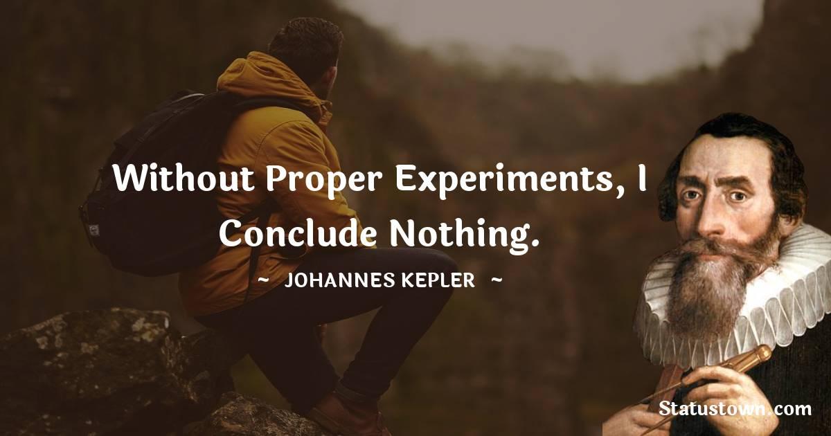Johannes Kepler Positive Thoughts