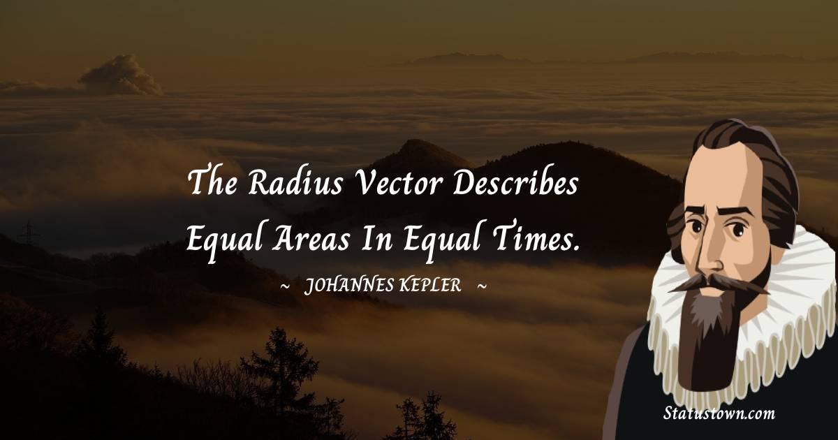 Johannes Kepler Thoughts
