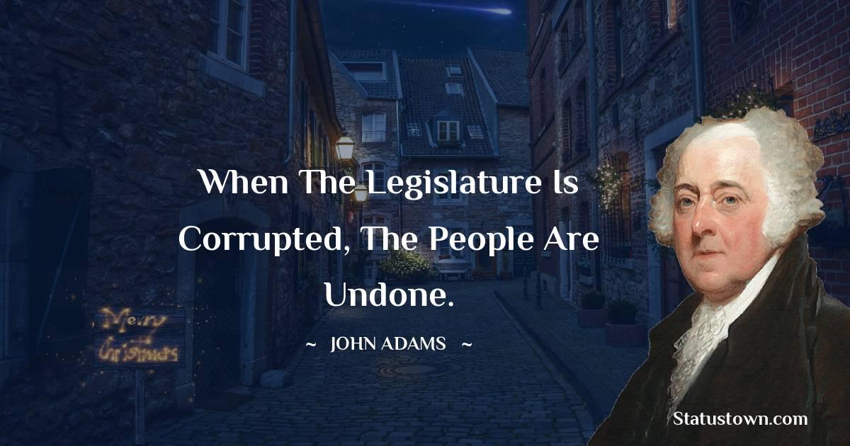 John Adams Motivational Quotes