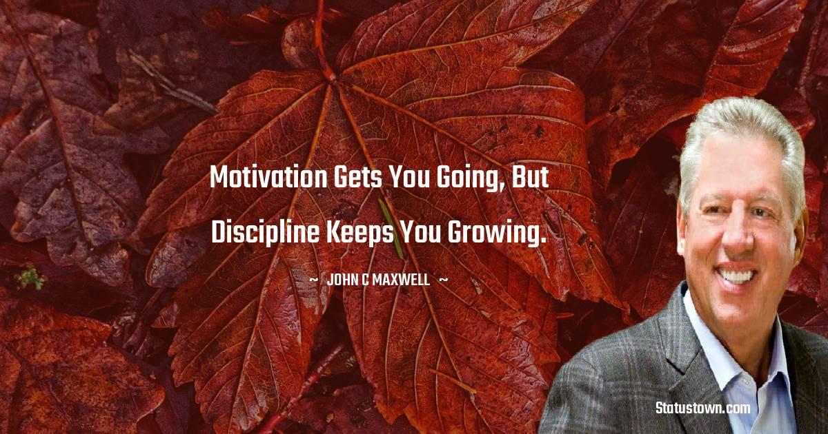 John C. Maxwell Positive Quotes