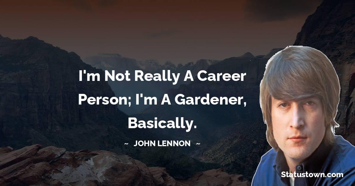 John Lennon Quotes for Success