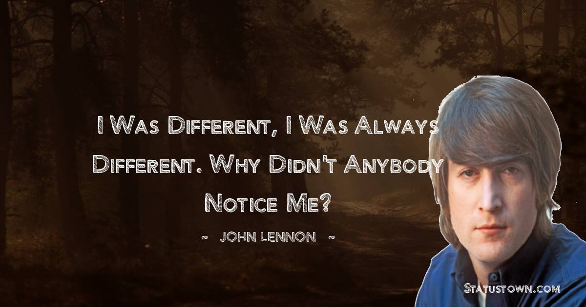 John Lennon Quotes for Students