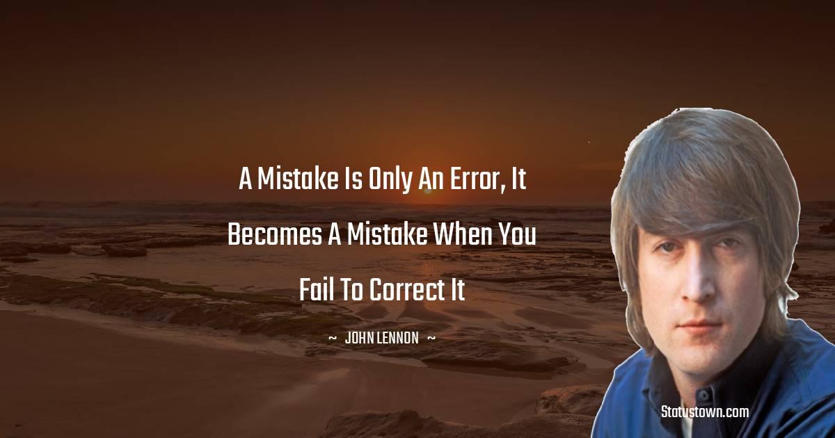 John Lennon Inspirational Quotes
