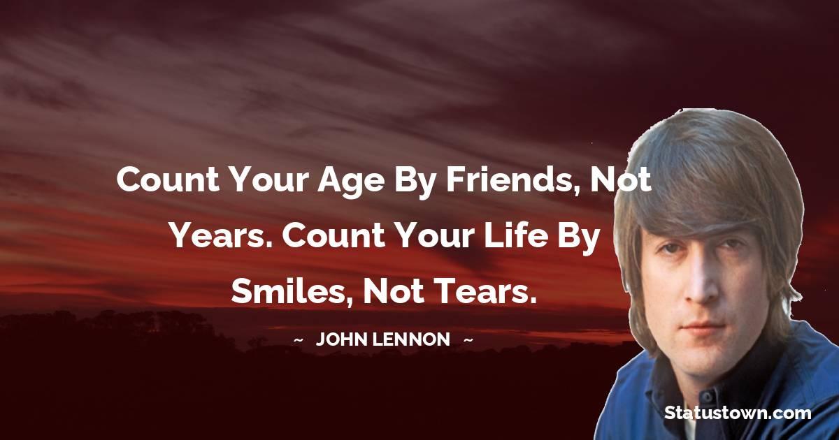 John Lennon Thoughts