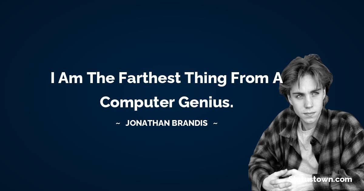 Jonathan Brandis Thoughts