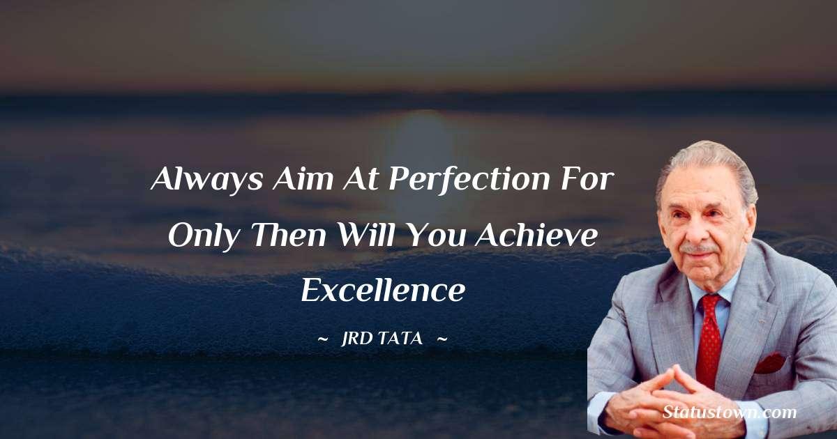 JRD Tata Status