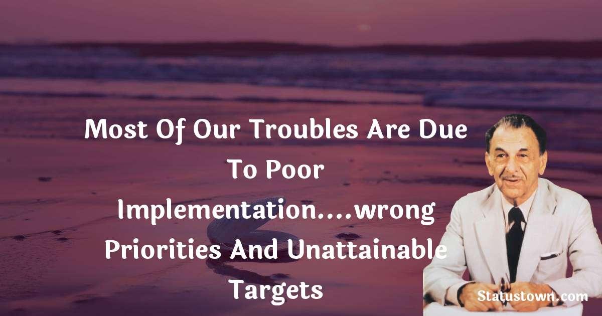 JRD Tata Short Quotes