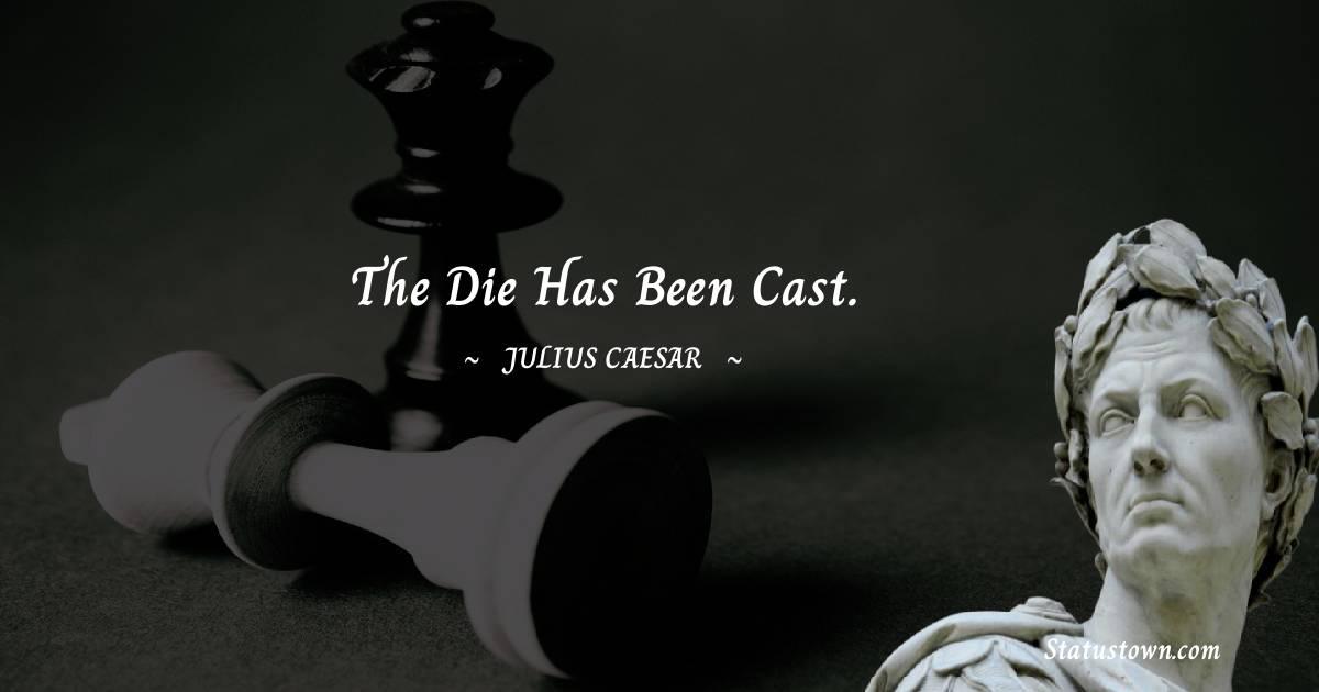 Julius Caesar Positive Thoughts