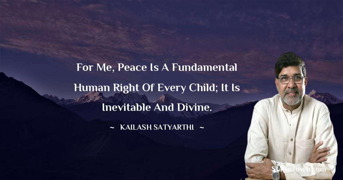 Kailash Satyarthi Quotes images