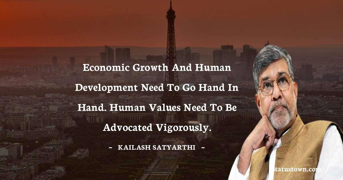 Kailash Satyarthi Motivational Quotes