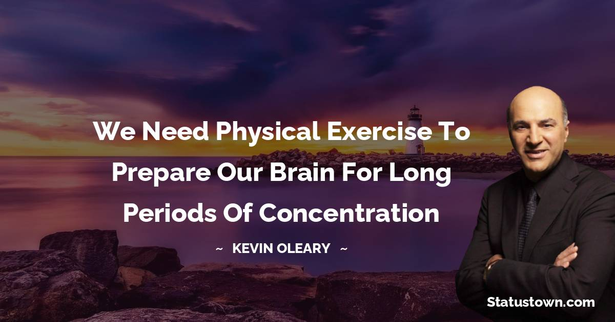 Kevin O'Leary Quotes images