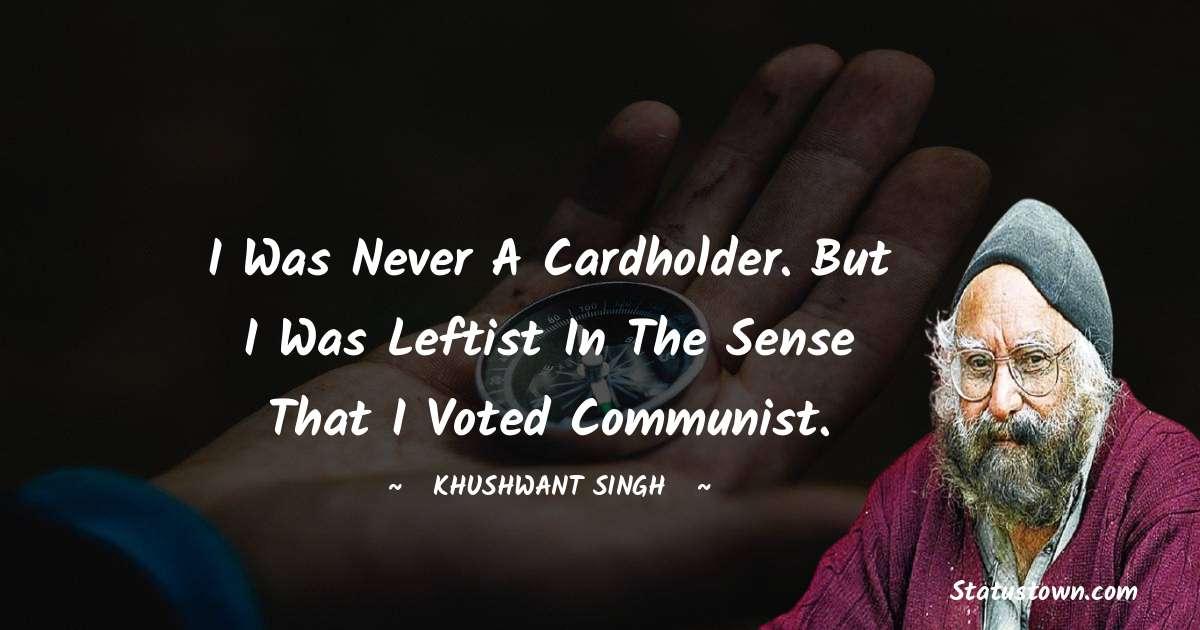 Khushwant Singh quotes pinterest