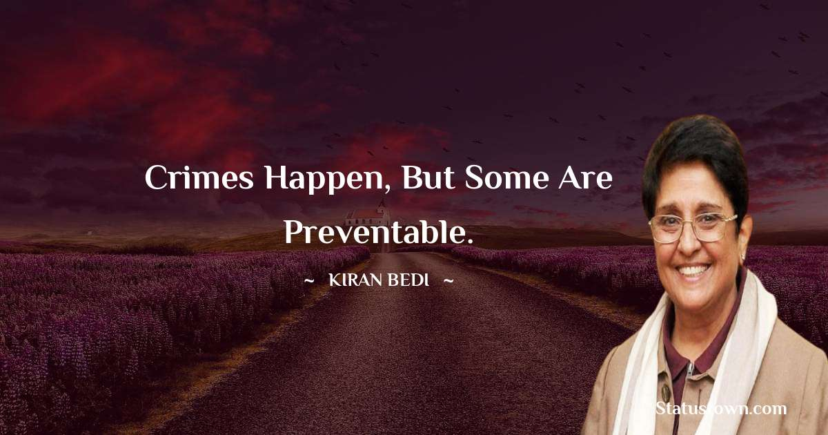 Kiran Bedi quotes pinterest
