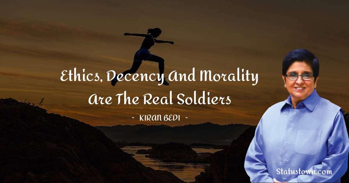 Kiran Bedi Positive Quotes
