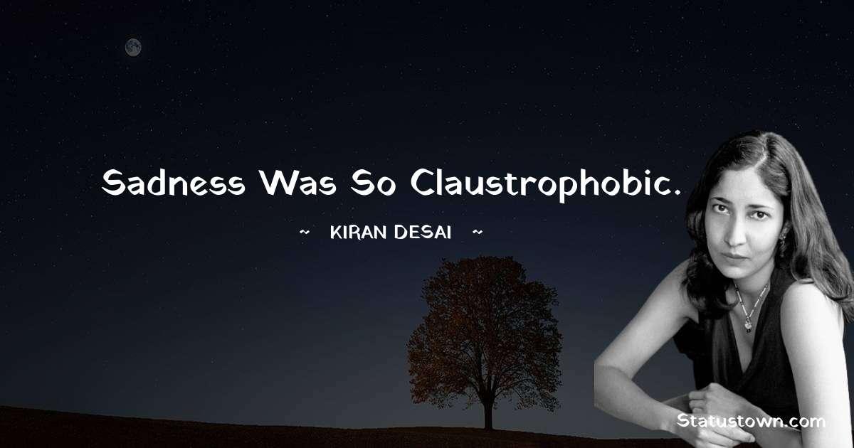 Kiran Desai quotes for success