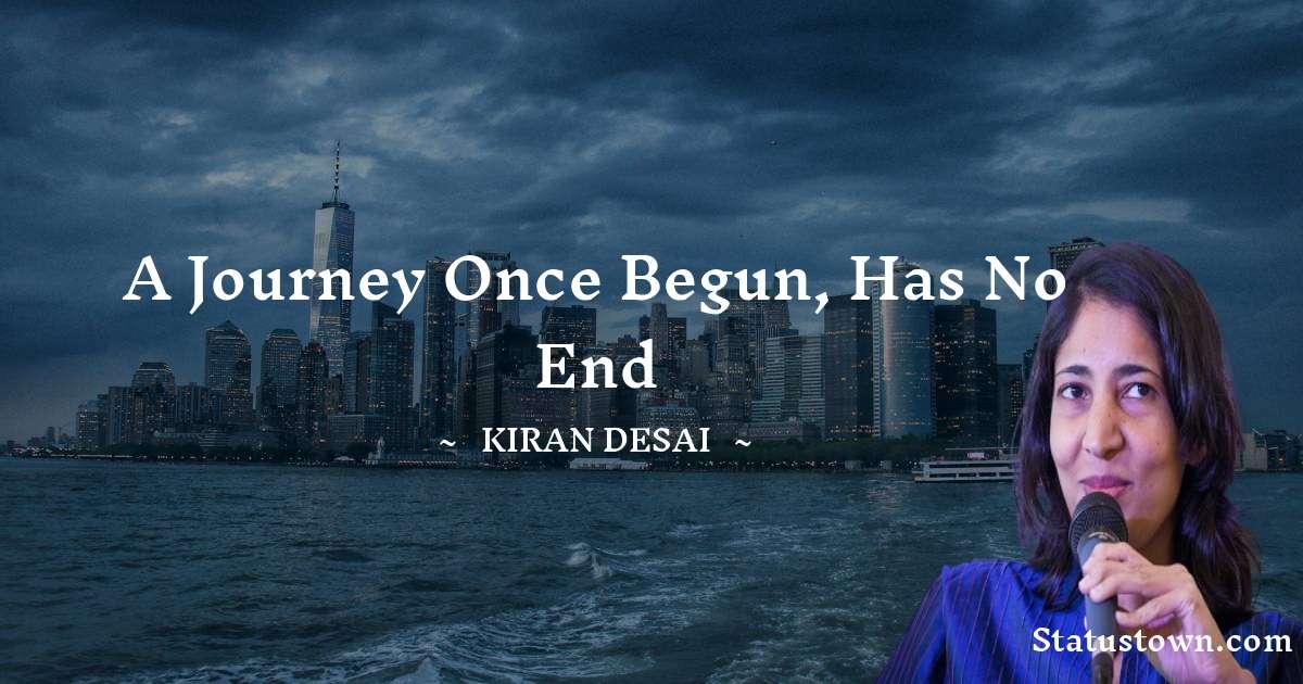 Kiran Desai whatsapp status