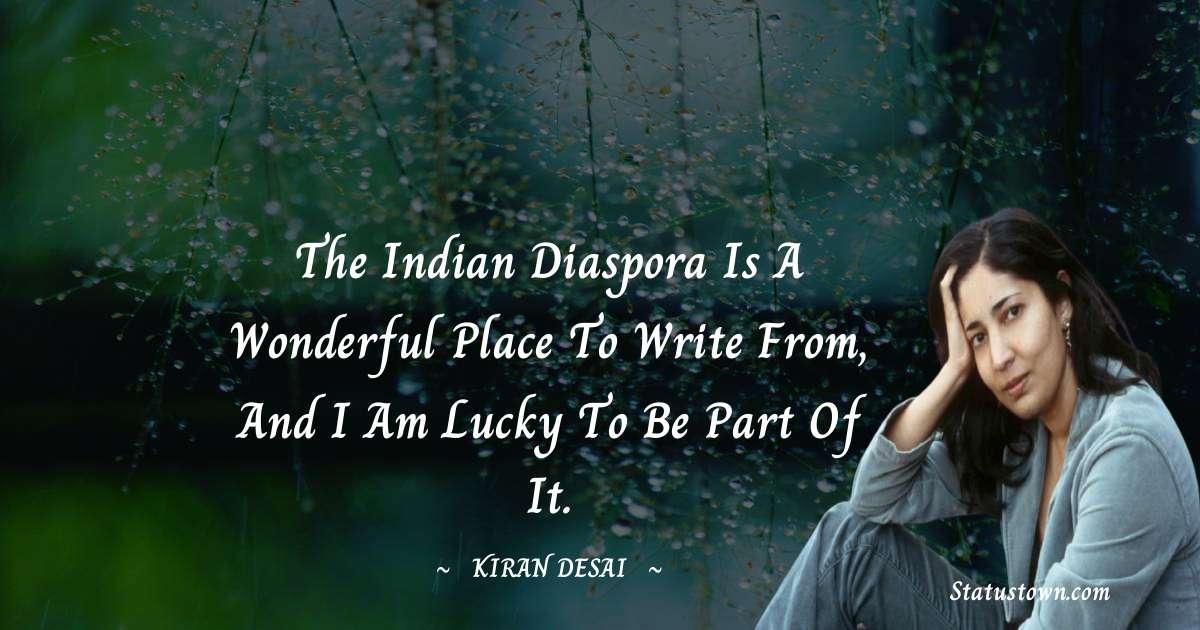 Kiran Desai motivational quotes