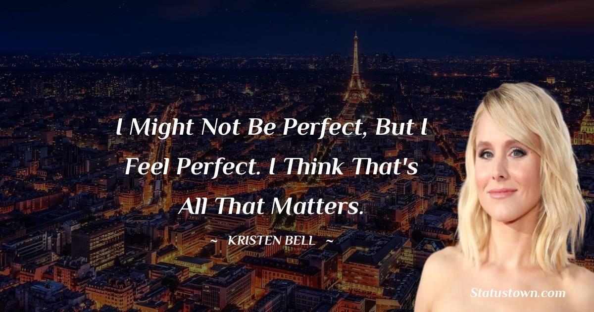 Kristen Bell Quotes