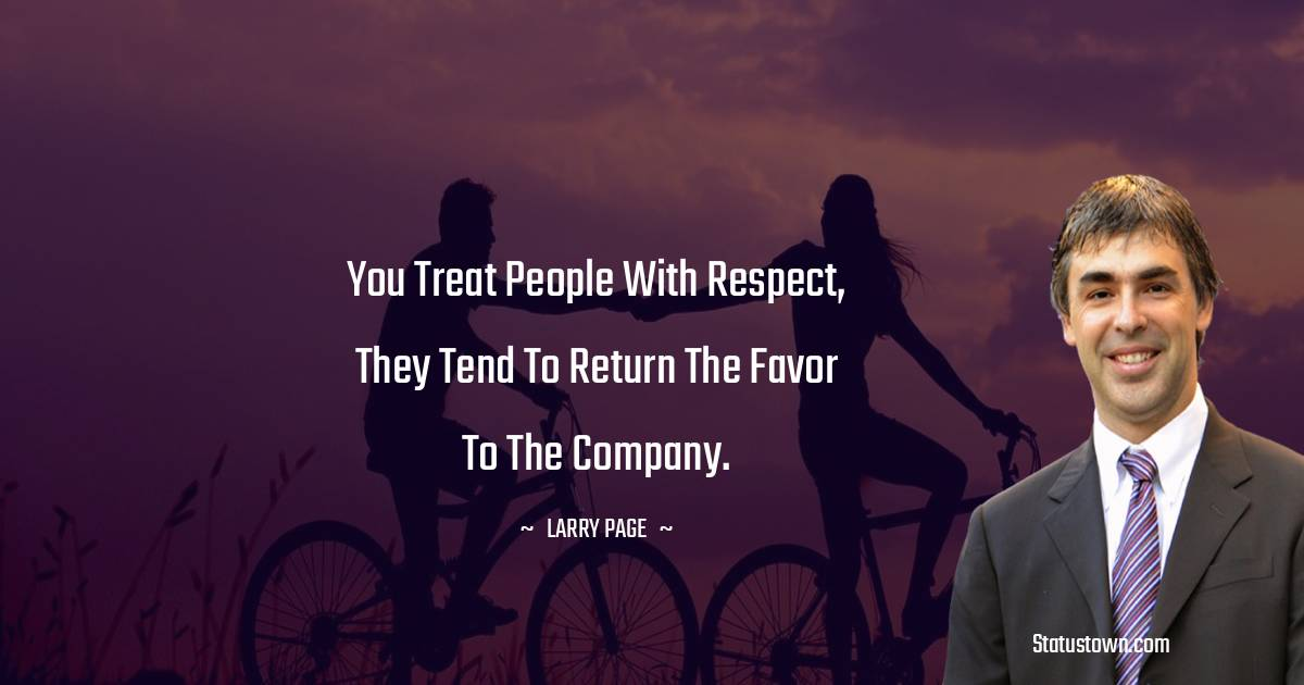 Larry Page Motivational Quotes