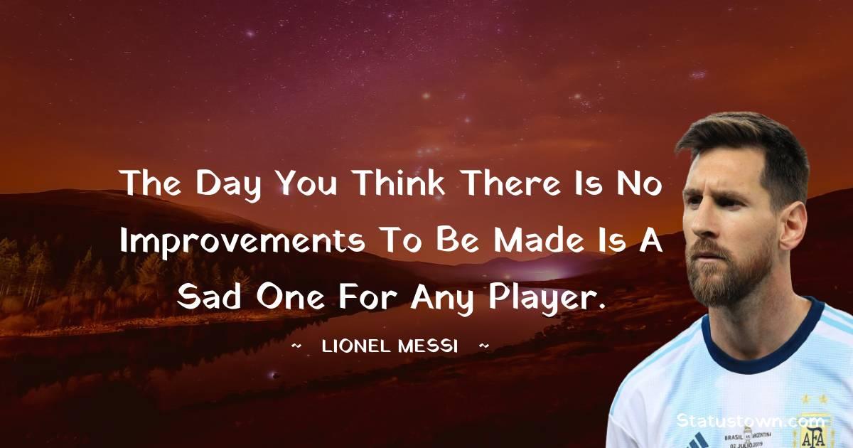 Lionel Messi Motivational Quotes