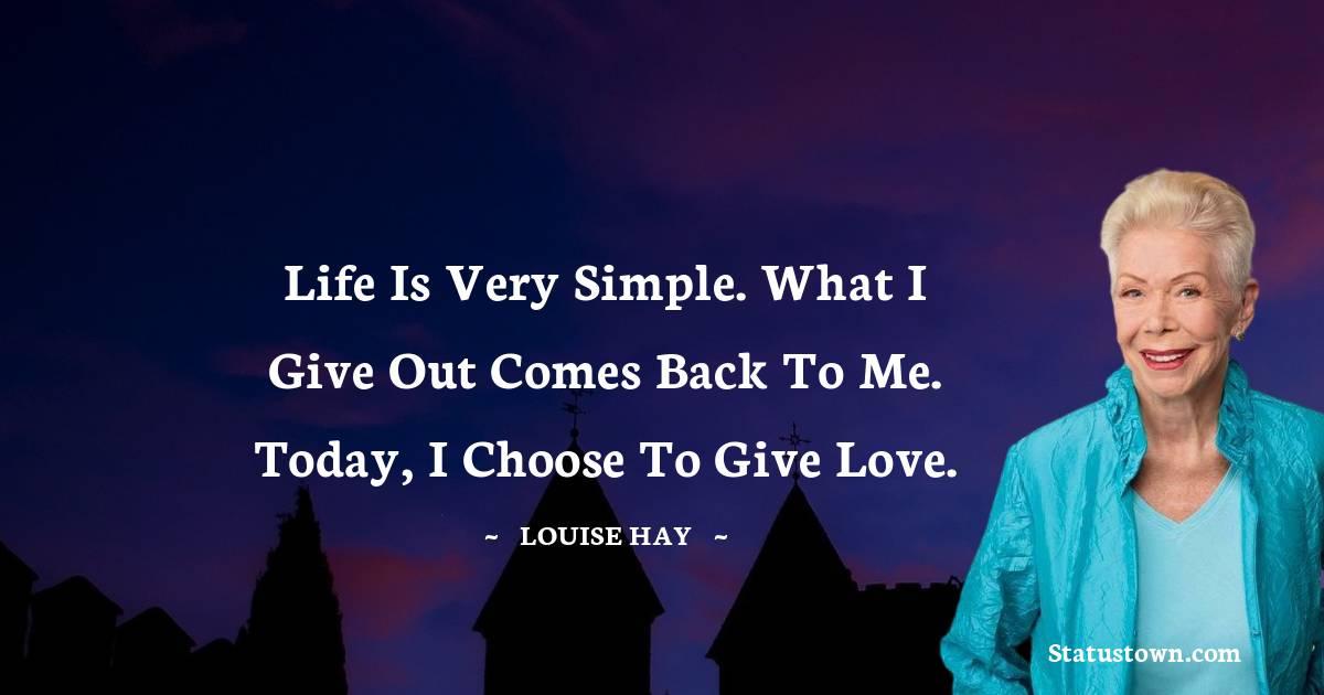 Louise Hay Status
