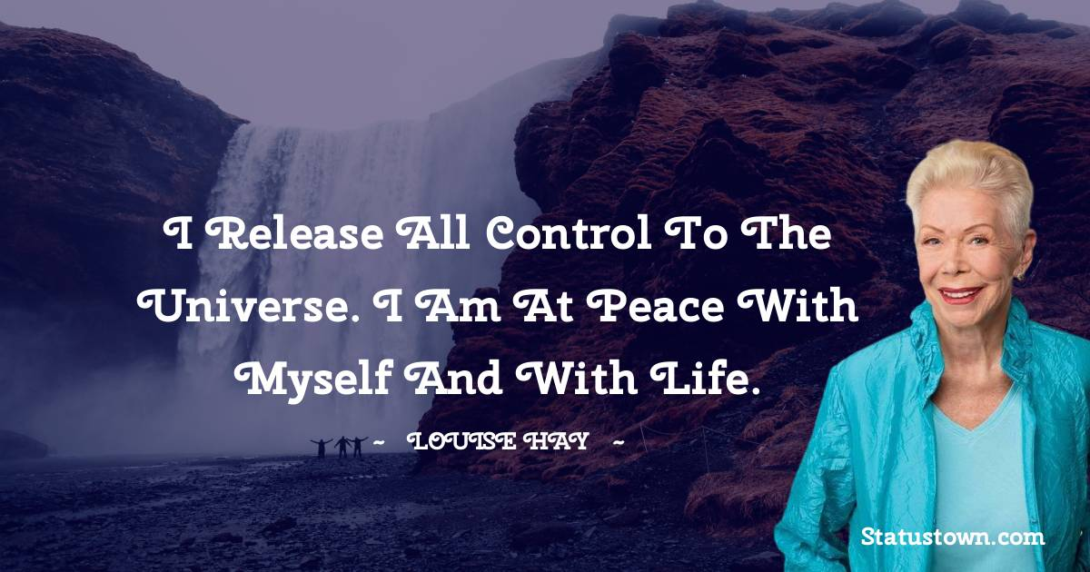 Louise Hay Motivational Quotes