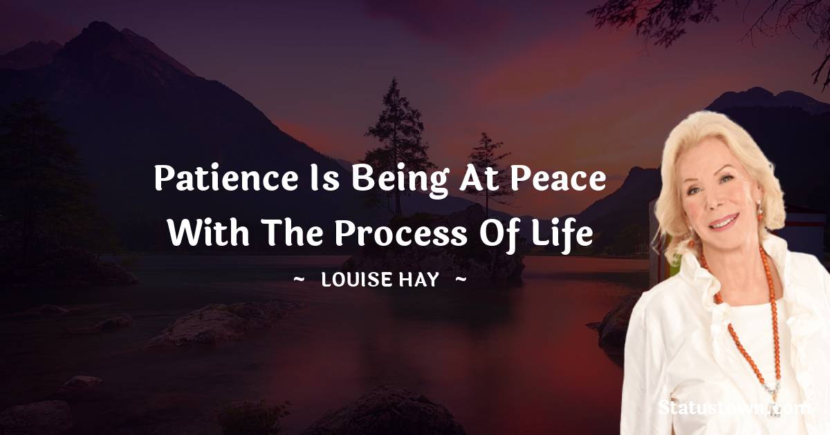 Louise Hay Positive Quotes