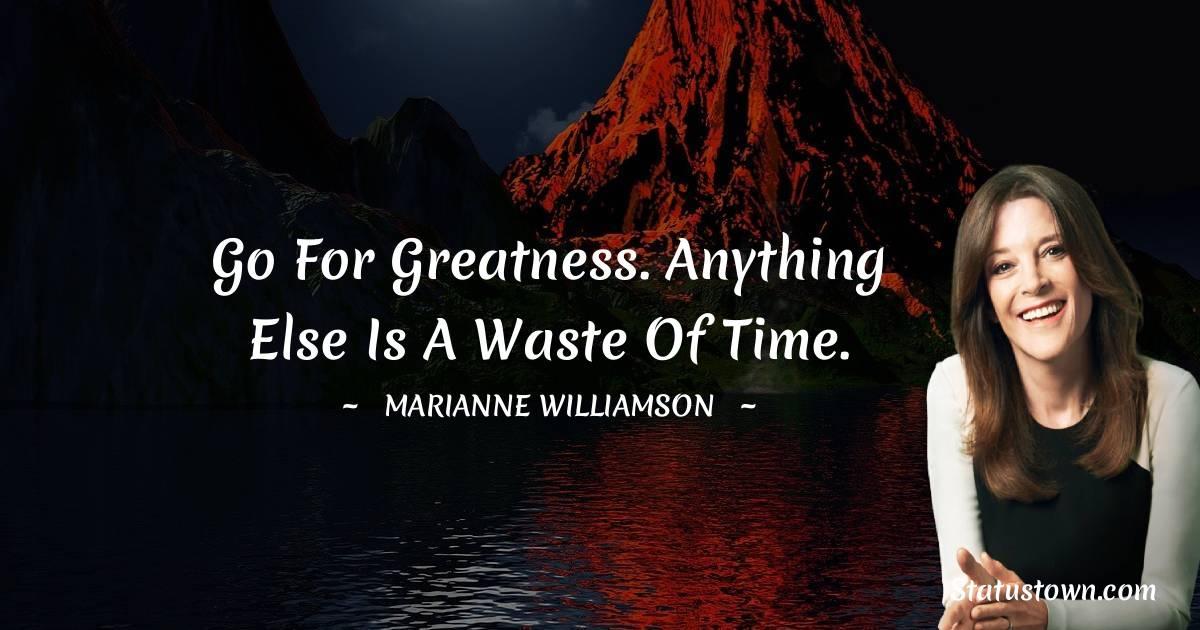Marianne Williamson Inspirational Quotes