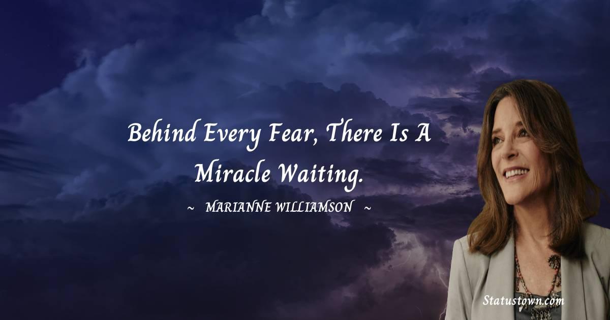 Marianne Williamson Positive Quotes