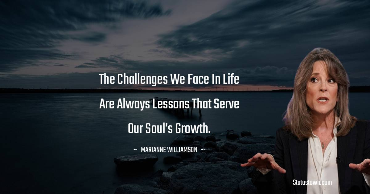 Marianne Williamson Thoughts