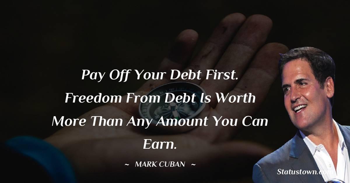 Mark Cuban Status