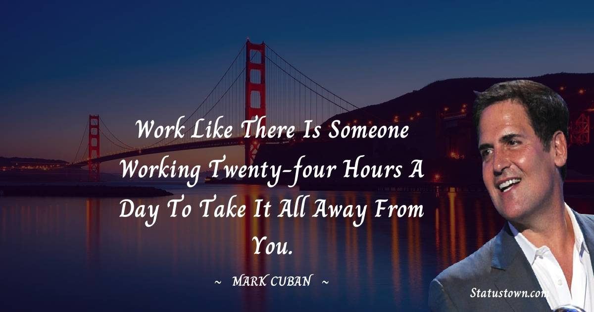 Mark Cuban Quotes images