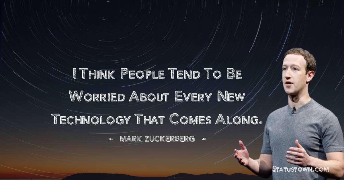 Mark Zuckerberg Positive Thoughts