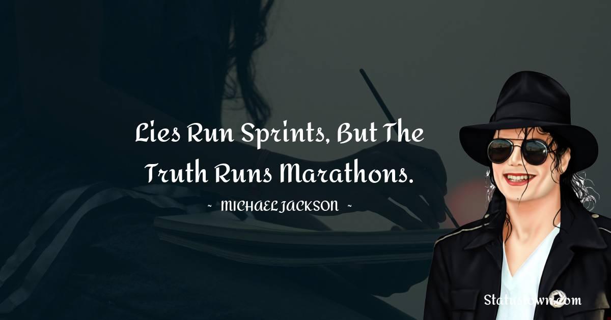 Michael Jackson Positive Quotes