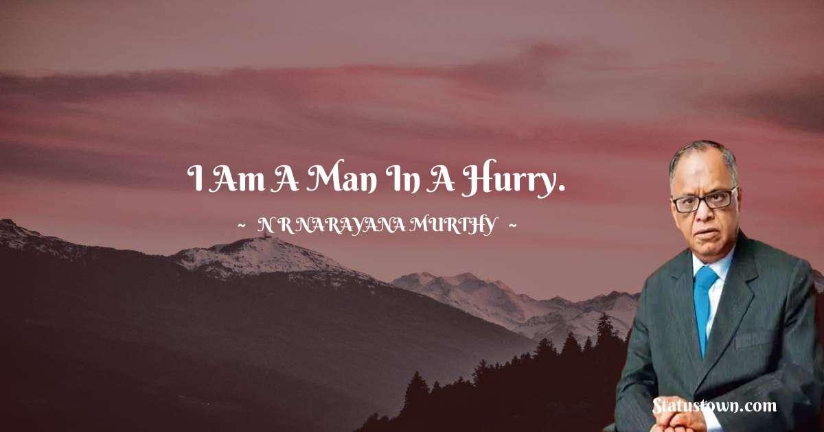 N. R. Narayana Murthy Positive Thoughts