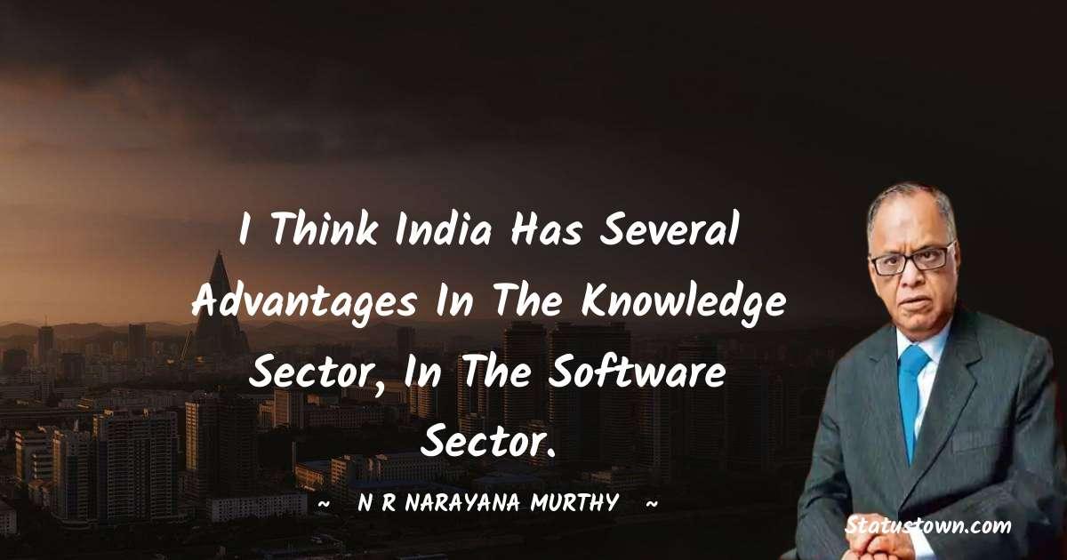 N. R. Narayana Murthy Short Quotes