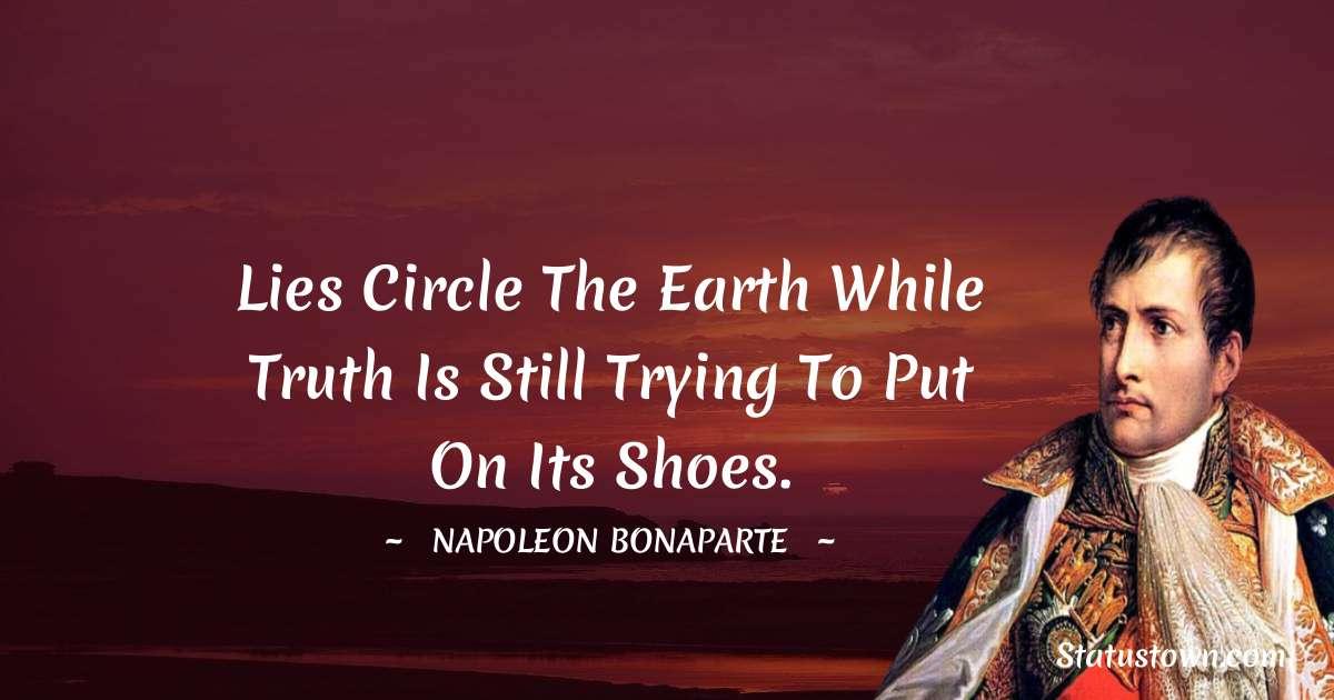 Napoleon Bonaparte Motivational Quotes