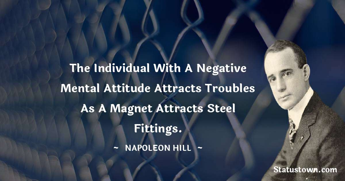 Napoleon Hill Quotes images